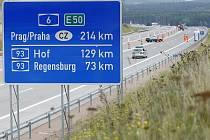 Německý parlament bude jednat o zpoplatnění německých dálnic