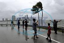 Florida ohrožená hurikánem Irma