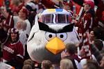 Maskot hokejového mistrovství světa 2012 ve Finsku a Švédsku - Hockey Bird