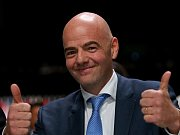Gianni Infantino, šéf FIFA