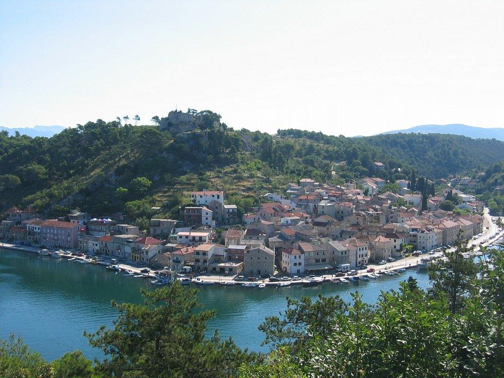 Dovolená, Chorvatsko, Istrie.