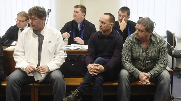Soud s obžalovanými v metanolové kauze