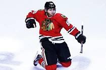 Patrick Kane, klíčová postava Chicaga v cestě za Stanley Cupem.