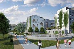 Investiční skupina Penta začne za měsíc prodávat první byty a domy v areálu bývalé továrny na letecké motory Waltrovka v pražských Jinonicích, stavbu zahájí v květnu.