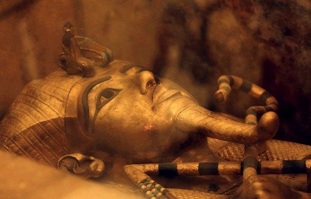 Tutanchamonova hrobka neskrývá další místnosti