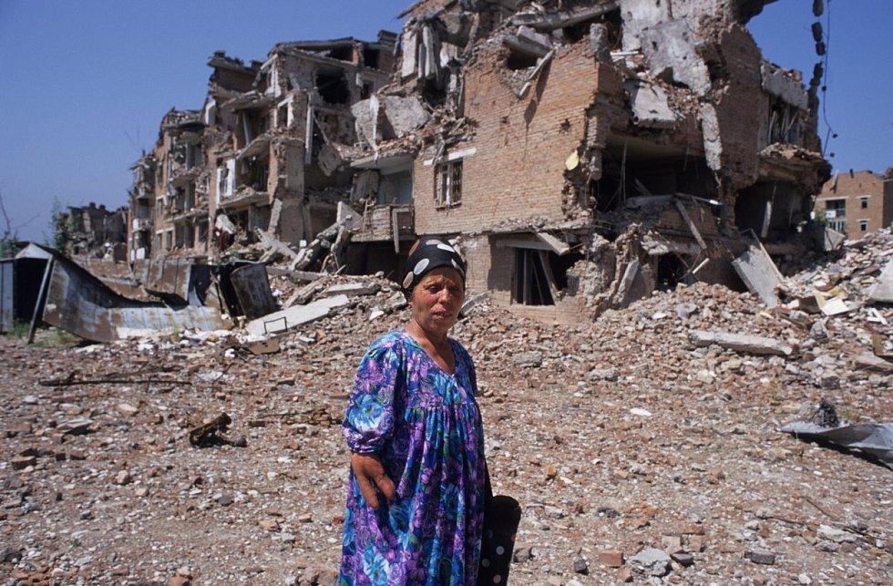 Před dvaceti lety proměnila ruská armáda čečenskou metropoli v trosky