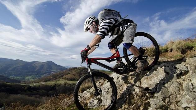 Extrémní cyklistika se těší velké oblibě