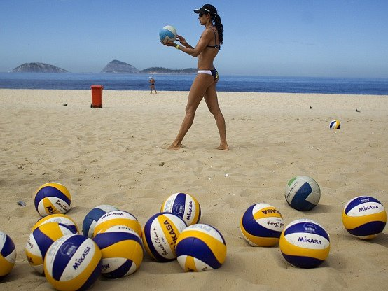 Olympiáda v Riu se blíží