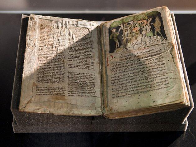 Národní památkový ústav (NPÚ) vystaví v Jízdárně Pražského hradu Budyšínský rukopis, nejstarší zachovanou verzi Kosmovy kroniky z přelomu 12. a 13. století.