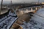 Tragédie na stadionu v Rusku.
