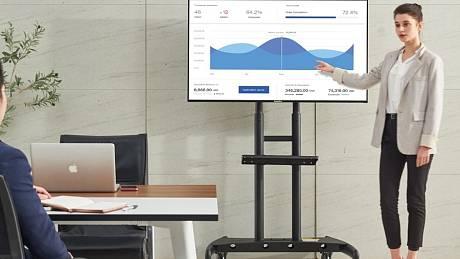 Televizní stojan AVA1800 od firmy Fiber Mounts s.r.o.