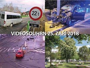 Videosouhrn 25. září 2018
