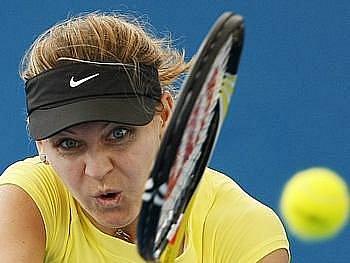 Lucie Šafářová na turnaji v Brisbane proklouzla do čtvrtfinále.