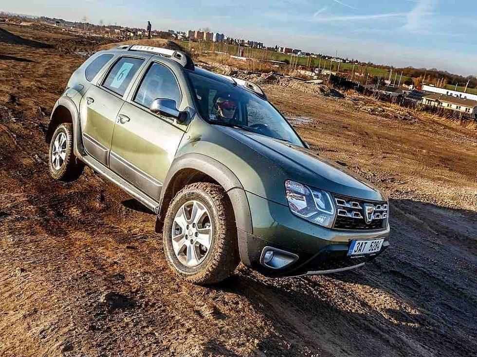 Dacia Duster.
