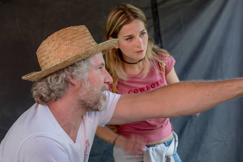 Jan Prušinovský je režisérem především proto, že jeho scénáře nechtěl nikdo natáčet.