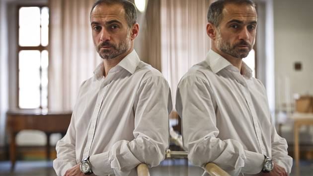 Petr Zuska, umělecký ředitel baletu Národního divadla.