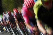 Cyklistika - ilustrační foto.