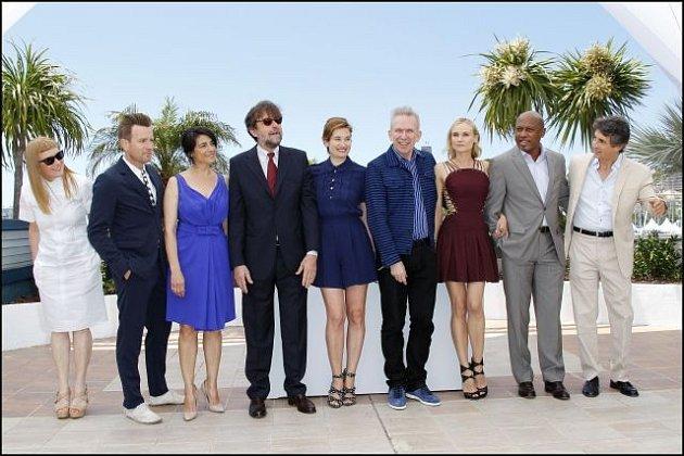 Ve středu 16.května byl zahájen MFF vCannes: Členy poroty jsou iJean-Paul Gaultier, Diane Kruger a Ewan McGregor.