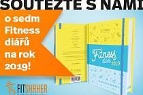 Soutěžte s Deníkem o Fitness diář.