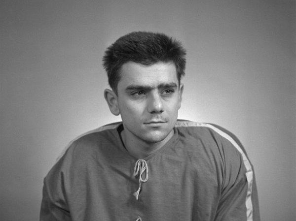 Bohumil Prošek na archivním snímku