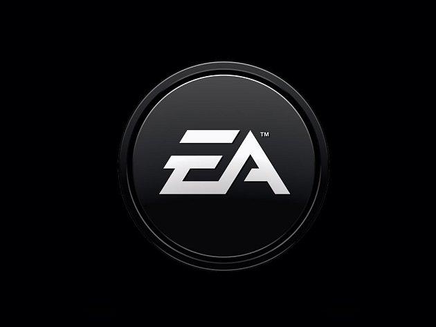 Logo společnosti Electronic Arts.