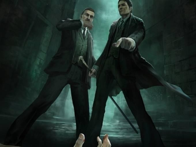 Počítačová hra Sherlock Holmes: Zločin a trest.