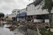 Hurikán Michael zpustošil Floridu