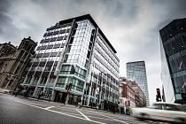 Londýnské sídlo firmy Cambridge Analytica