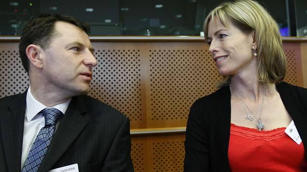 Gerry a Kate McCannovi
