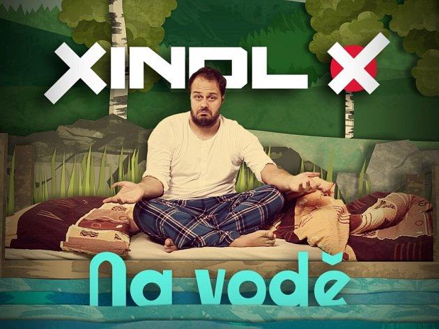 Xindl X složil a zpívá NA VODĚ. První singl z plánovaného alba, ale také titulní skladba nového stejnojmenného seriálu TV Nova.