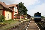 Na tomto nádraží se z velké části odehrává děj filmu Alois Nebel.