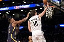 NBA: Brooklyn zdolal Indianu