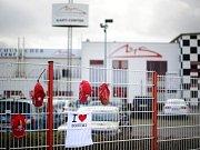 Dlouhé týdny nejistoty: Rodné město Kerpen také na Schumachera myslelo