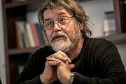 Rozhovor, profesor Petr Čornej