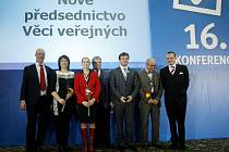 Nové předsednictvo bylo v sobotu 16. února 2013 zvoleno na kongresu strany Věci veřejné.
