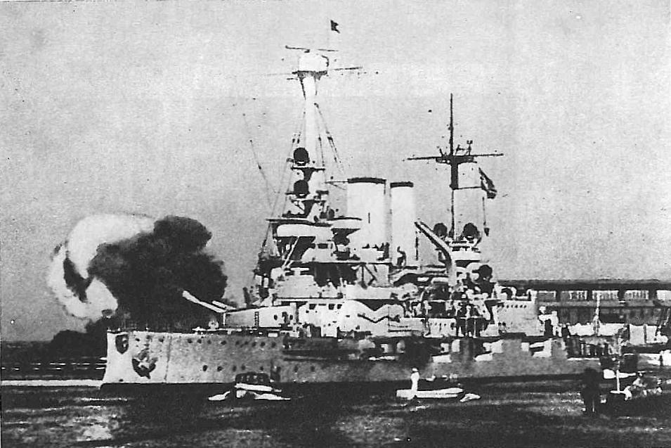 Ostřelováním pevnosti Westerplatte z cvičné námořní lodi Schleswig-Holstein začala válka