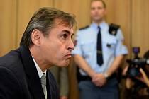 Bývalý konkurzní soudce Jiří Berka na snímku 22. června 2015