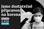 Jsme dostatečně připraveni na koronavirus?