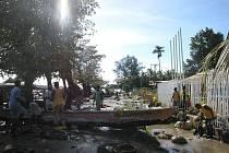 Následky cunami