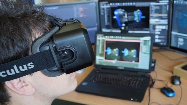 Budoucí zaměstnání si prohlédnou ve virtuální realitě. Na veletrhu JobChallenge