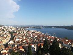 výhled z pevnosti sv. Michala