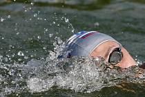 Ruska Larisa Ilčenková vyhrála na MS v plavání závod na 5 kilometrů.