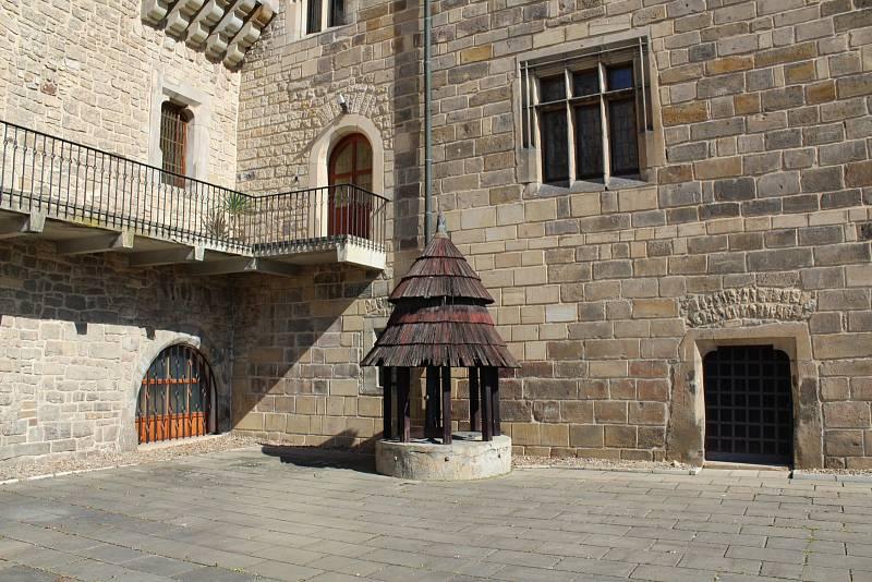 Hrad v Budyni nad Ohří