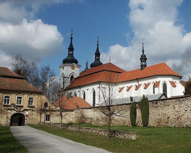 Želivský klášter
