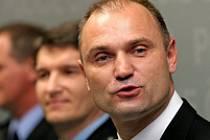 Ivan Langer představuje nového policejního prezidenta