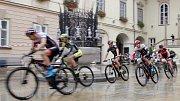 Brno 17.9.2017 - cyklistické Cannondale MTB KRITERIUM v centrum Brna.