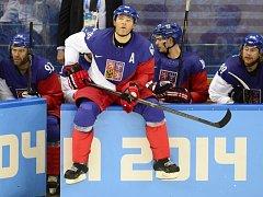 Jaromír Jágr se další olympijské medaile nedočkal.