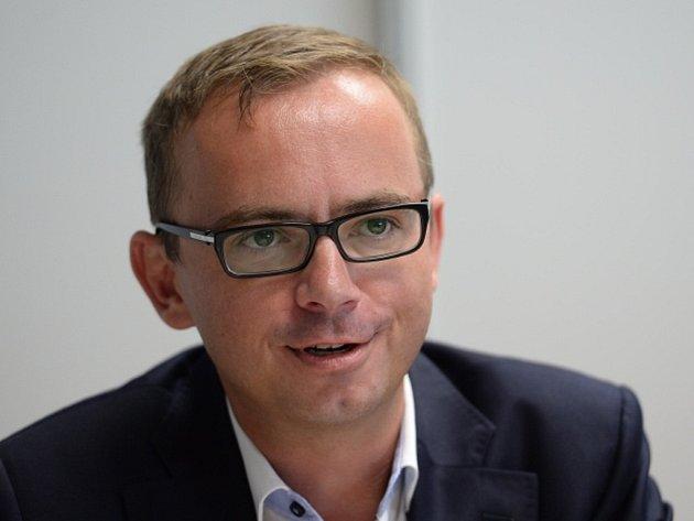 Advokát Jan Šťovíček.