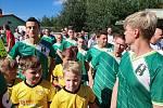Fotbal, Můj fotbal živě, Stará Hlína - Stráž Nad Nežárkou