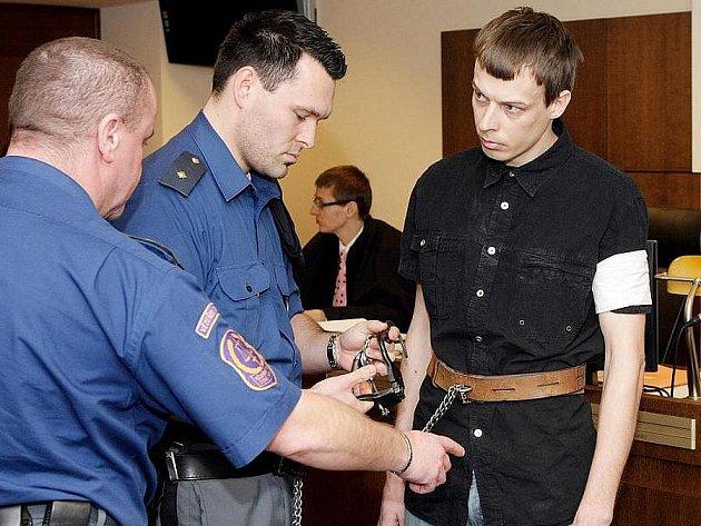 Na jedenáct let do vězení s ostrahou poslal krajský soud v Hradci Králové Miloše Homolku z Chrudimi, který loni v březnu po hádce zavraždil osmdesátiletou ženu